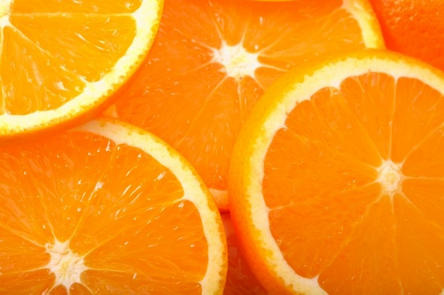 The Healing Diet - Oranges
